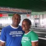 Honeymoon Holiday:  Ronke Sanyaolu