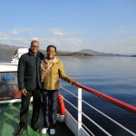 Honeymoon Holiday:  Deji and Banke