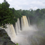 Picture of the month:  Agbokim Waterfalls