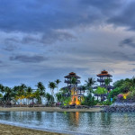 Picture of the month:  Sentosa Island, Singapore