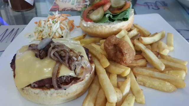 how i spent my christmas holiday a photo essay lape soetan burger and chips lagos ia