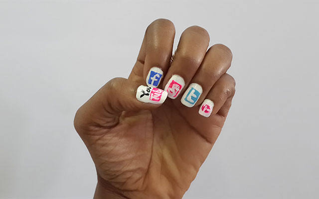 nail art social media nails lape soetan