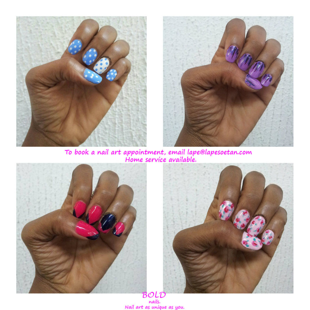 bold nails collage home service no number