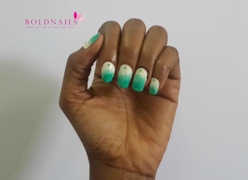 independence nail art 2014