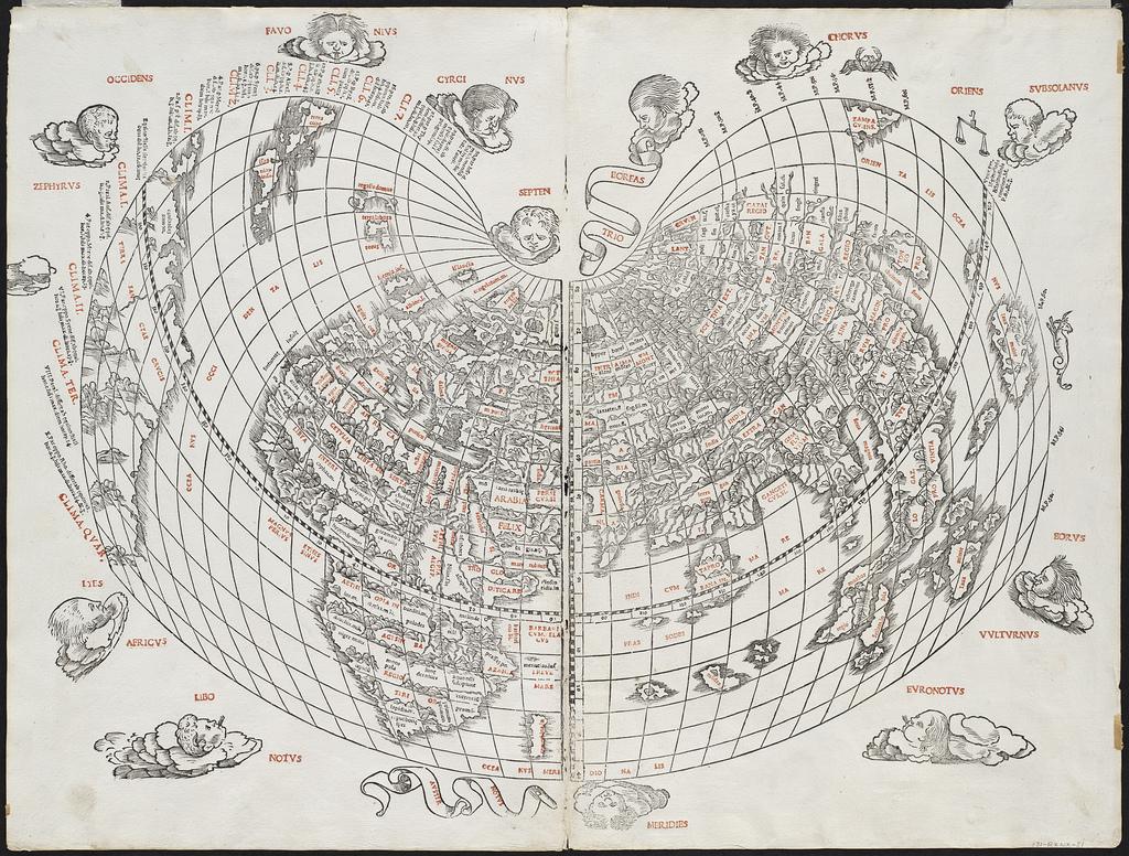 world map 2014
