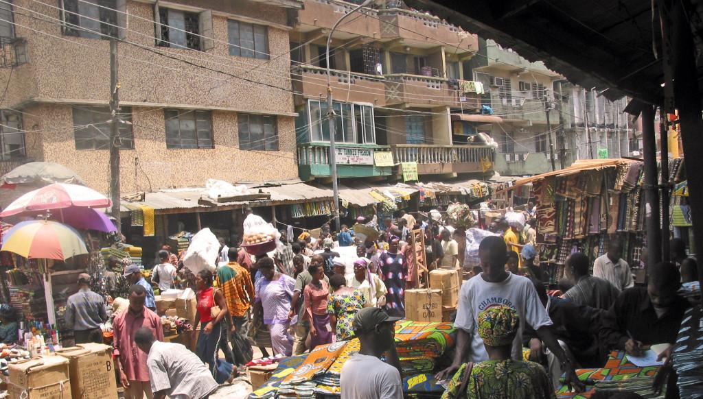 market lagos nigeria