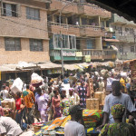 Things to do in Lagos:  Balogun Market