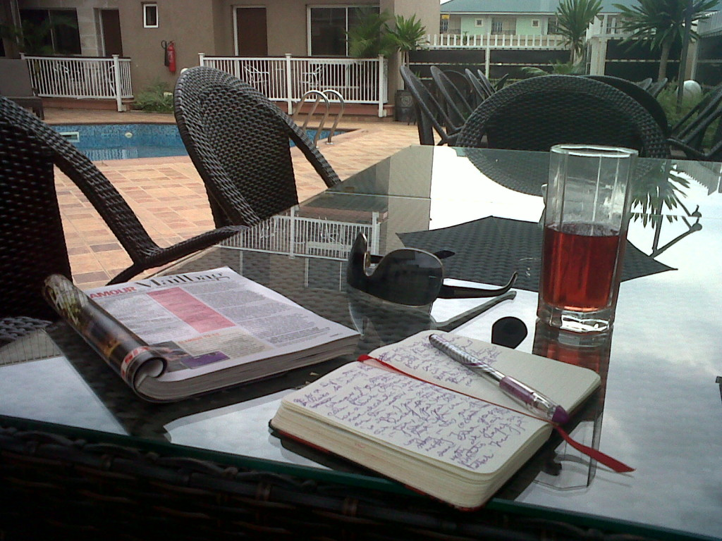 blogger writer abuja