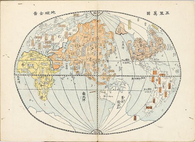 world map july 2015 rtw ticket