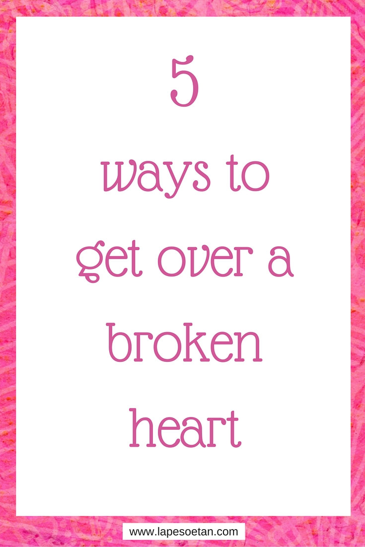 how to get over a broken heart 27 things you really need to hear after getting your heart broken because love is a cruel bitch sometimes posted on july 02, 2015, 15:01 gmt  i wasn't just over my ex, but i was a better.