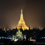 Picture of the Month:  Yangon (formerly Rangoon)