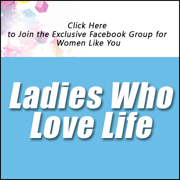ladies who love life side banner lapesoetan.com