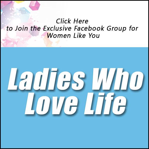 ladies who love life side banner lapesoetan.com