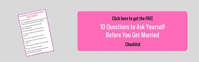 get your FREE 10 questions to ask yourself before you get married www.lapesoetan.com