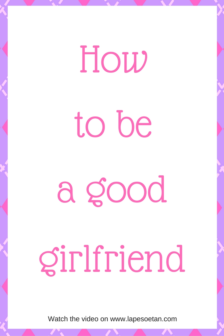 How to Be a Good Girlfriend as a Teen recommend