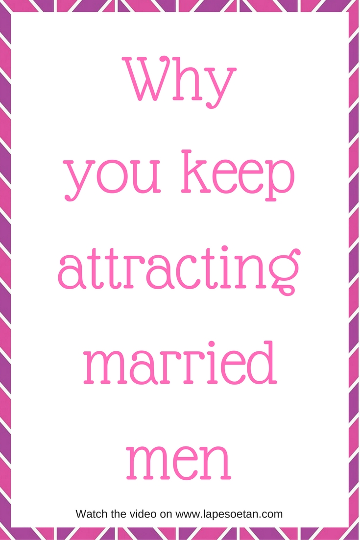 how to keep a married man