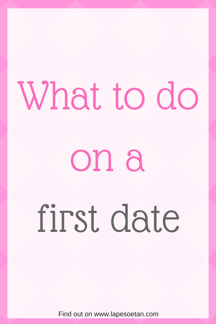 things to do before you start dating