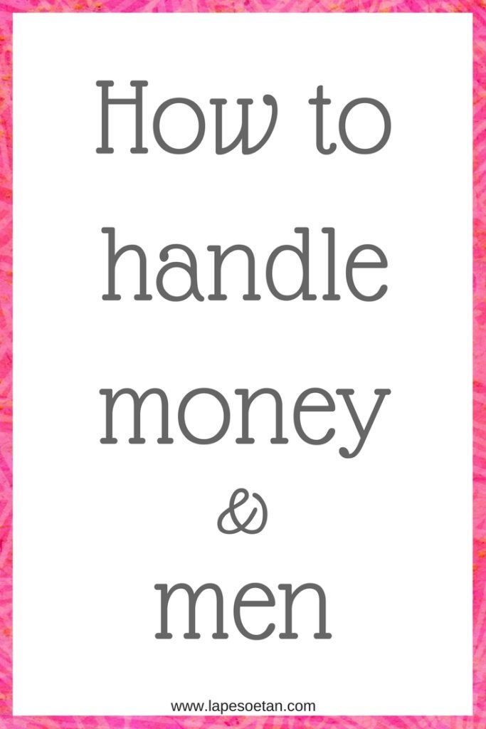 how to handle money www.lapesoetan.com