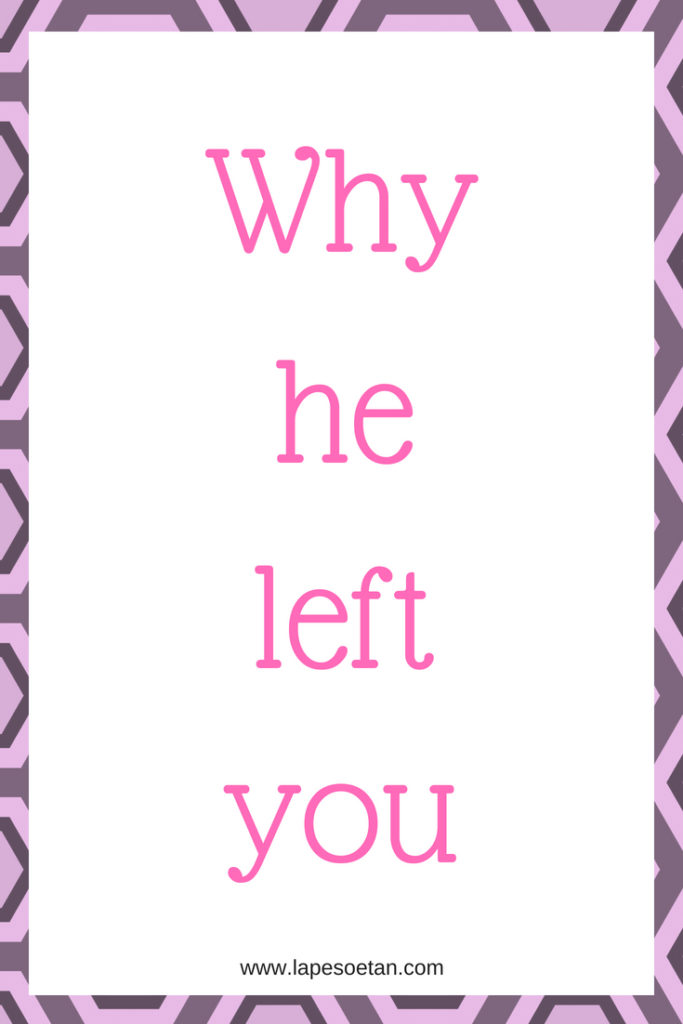 why he left you www.lapesoetan.com