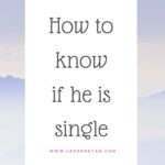 Podcast #56: How to know if he is single