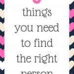 3 things you need to find the right person