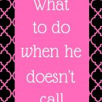 Podcast #75: What to do when he doesn't call