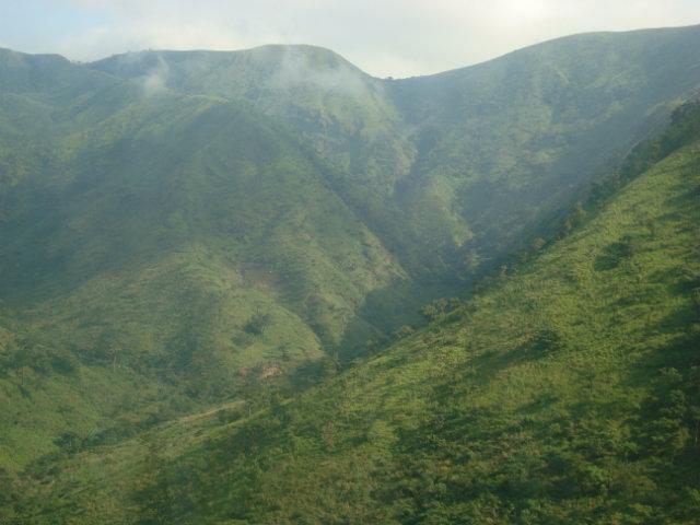 hills of obudu