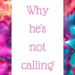 Podcast #53: Why he's not calling